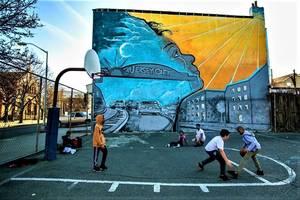 Citywide Mural Festival Set for June 5-6