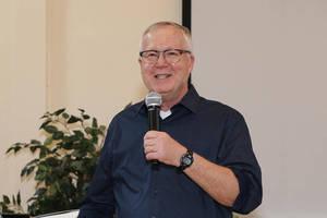 Senior Pastor Jeff Ebert