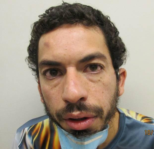 Jimmy D Yepez of Union City arrested on Oct 20 2020.jpg
