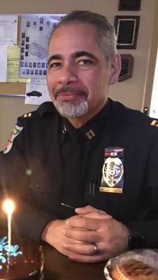 Captain Manuel (Manny) Jimenez