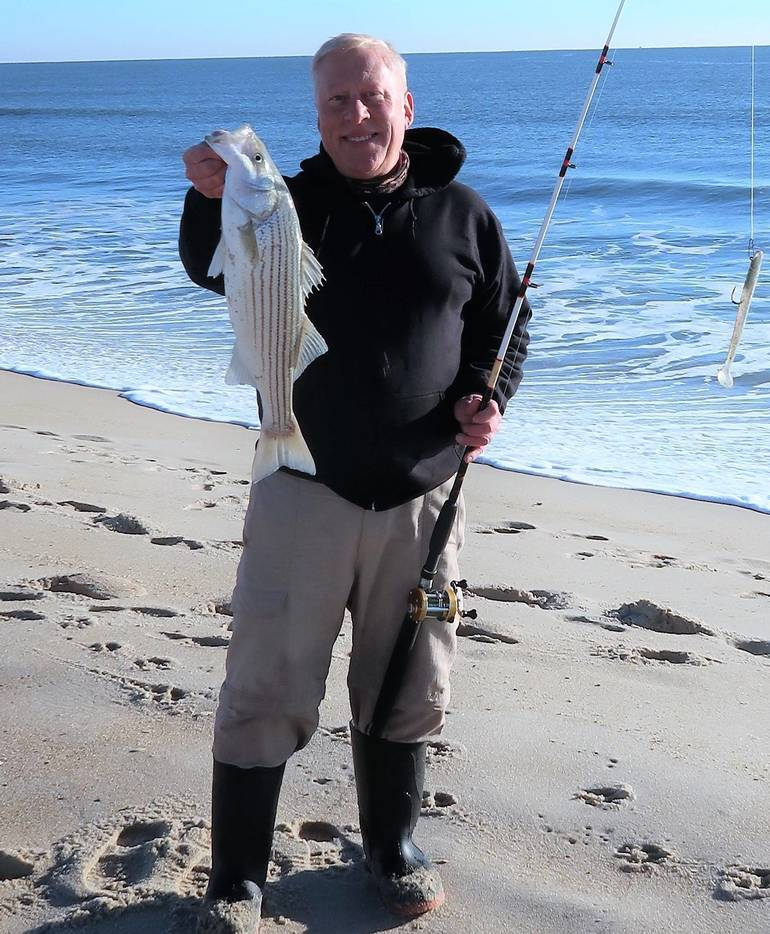 Jersey Shore Outdoors: Fishing Update from Jim Hutchinson, Sr., December 4 Update