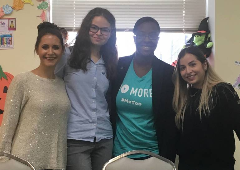 Activism Takes Center Stage at 4th Annual OASIS Teen Summit