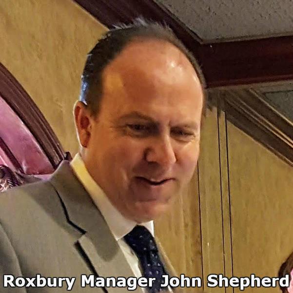 Roxbury John Shepherd, Roxbury, NJ