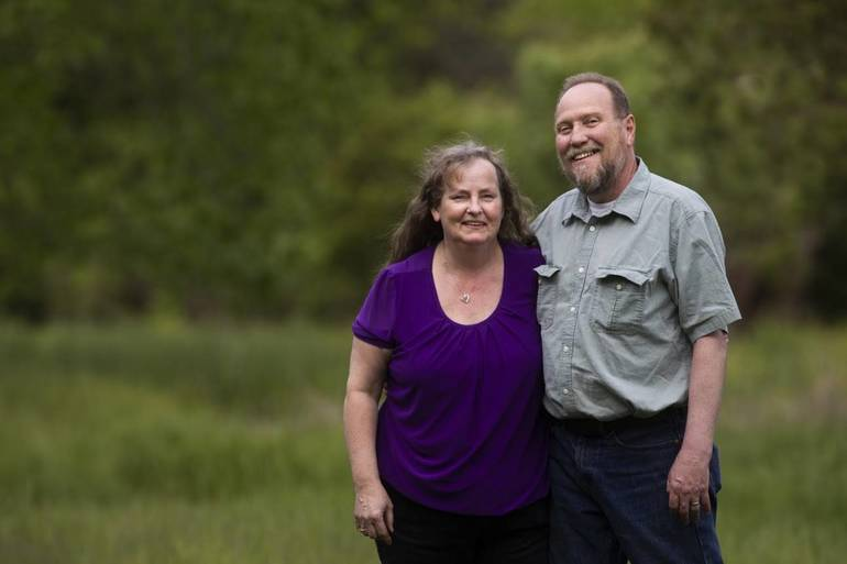 John Snyder and his wife, Cathy Naugle.jpg