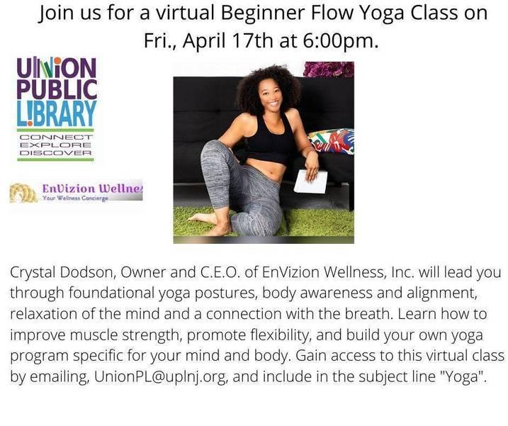 Virtual Yoga @UPL