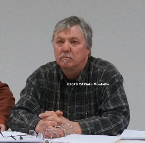 John Misiewicz, Chair of the Open Space Committee, in 2014 ©2019 TAPinto Montville.JPG