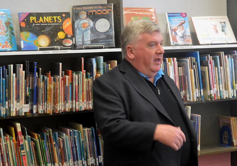 Joe Nolan - Library at Holy Trinity.png