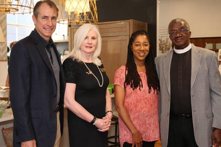 John Klein, Mary Burke, Mimi Keenan, Rev. R.JPG