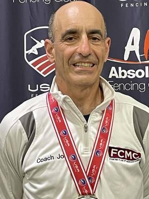 Robbinsville's John Friedberg Wins Gold in National Fencing Championship