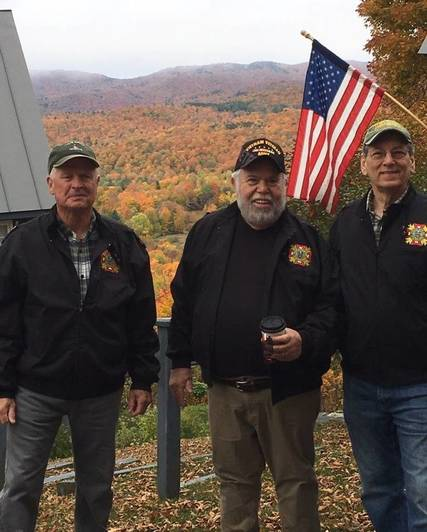 Top story b367fcf557e32873c9ce jr vice commander jeff jones  member bob kaufman and ken crop