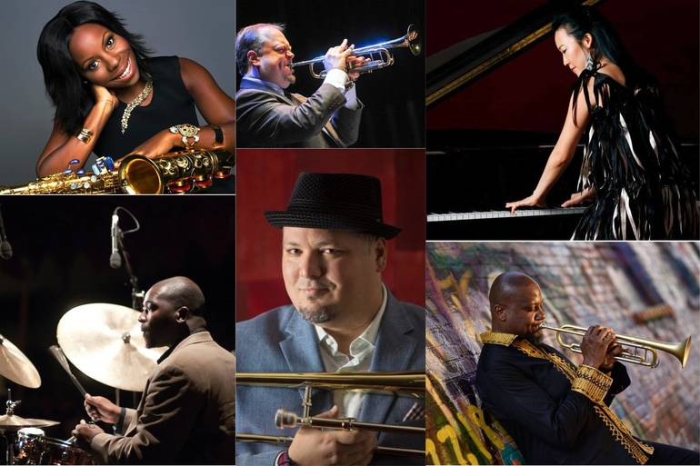 JTole Summer Jazz Workshop Guest Artists Collage.jpg