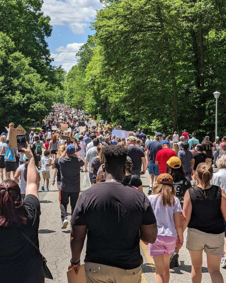 Berkeley Heights Diversity Council, BHDC, Diversity, March for Black Lives