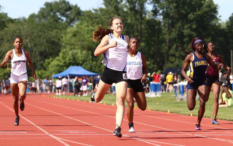 Scotch Plains-Fanwood High School runner Julia Jackson is this week's Joint Motion Physical Therapy Athlete of the Week.