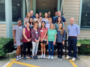 Good Grief Graduates Newest Class of Grief Support Volunteers
