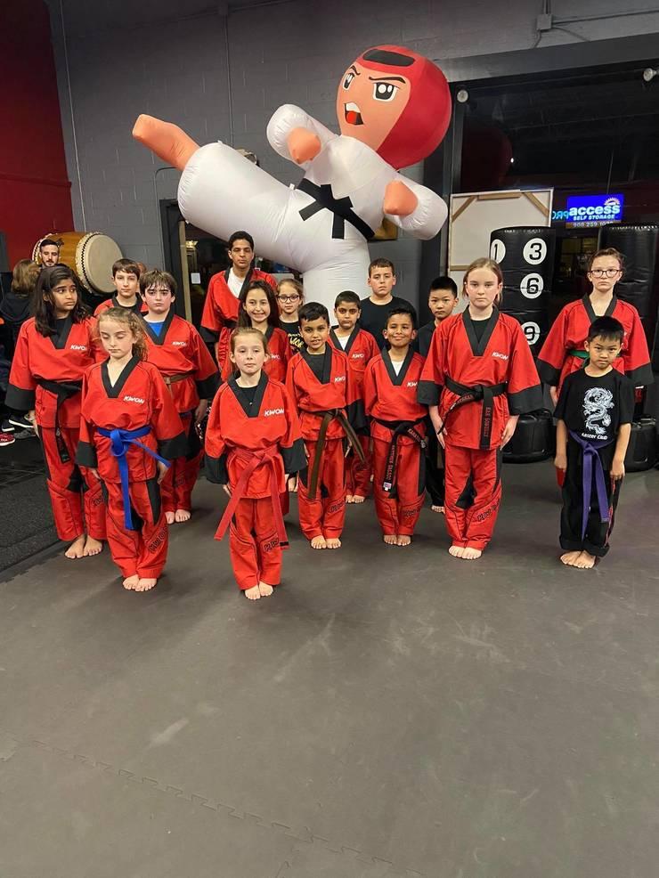 Karate World Celebrates 30 Years in Kenilworth