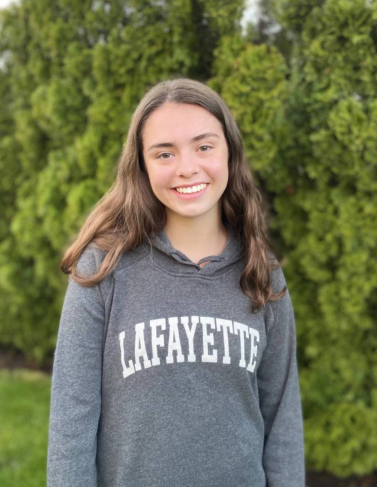 Kaley Snarr ,Swimming ,Division I,Lafayette College .jpg