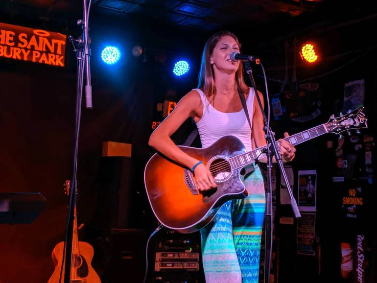 East Brunswick Singer-Songwriter in Semifinals to Open at the Hollywood Bowl!