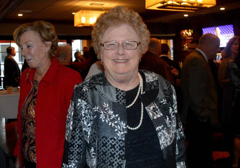 Kathy Mitchell is the longest serving Fanwood Council member.