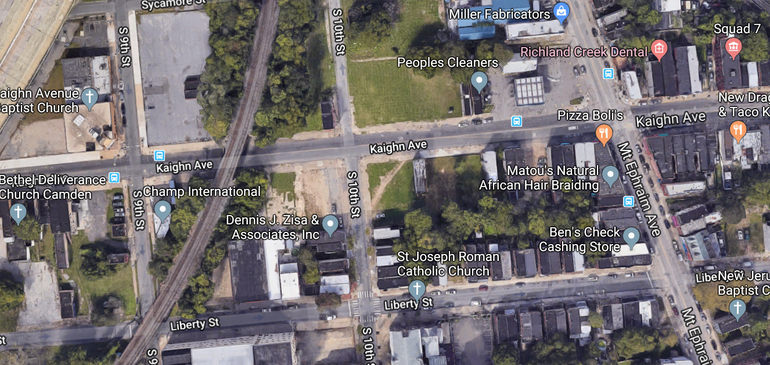 Section of Kaighn Avenue in Camden to Close Wednesday