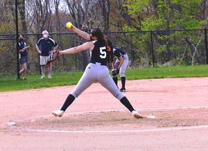 Harvey's Ogg Throws Second No-Hitter