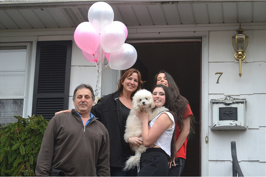Top story 754d60e5aa95a1cd142d kayla avilla celebrated her birthday with her family in fanwood on saturday  march 28  2020.