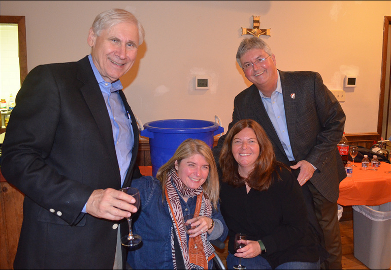 Scenes from the Knights of Columbus 2019 Wine Tasting Fundraiser in Scotch Plains