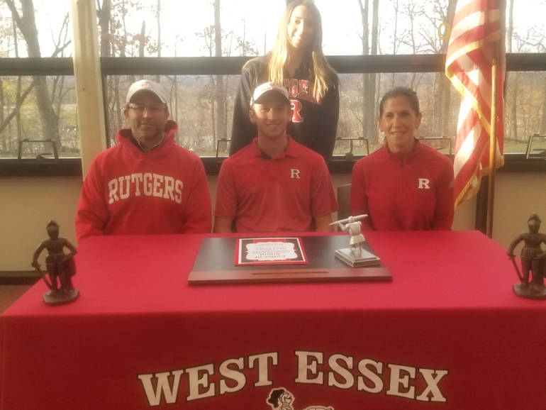 Two West Essex H.S. Golfers Make College Decisions