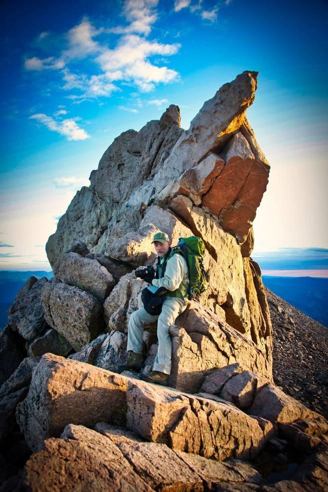 Keith on Longs Peak  .jpeg