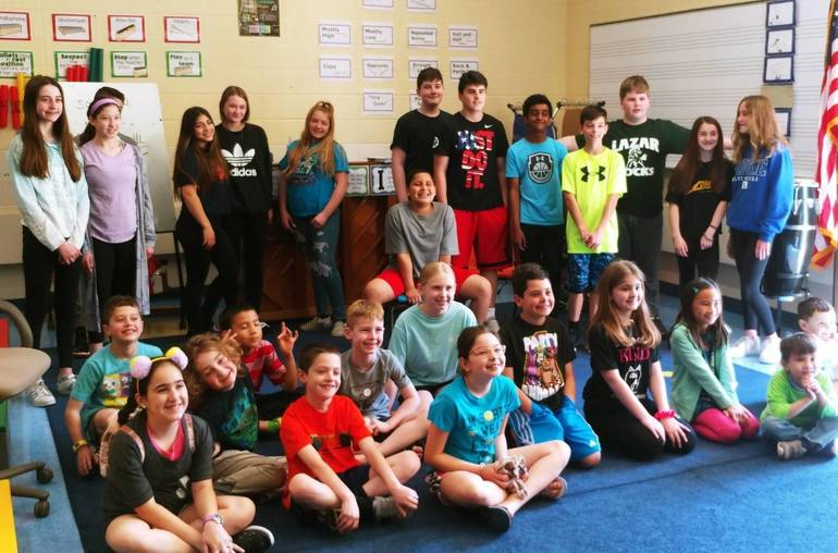 Kennedy and Lazar Students Kreate Kindness.jpg