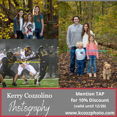 Kerry Cozzolino's Photography makes the best holiday gifts!
