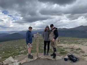national park vacation