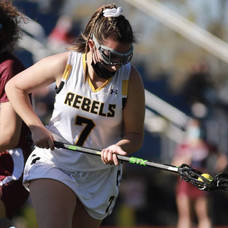 Girls Lacrosse: Lakeland/Panas' Ettere Explodes for 8 Goals