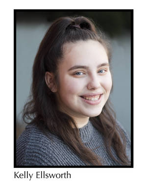 Kelly Ellsworth - Newton High School Theater Senior Spotlight Part 4