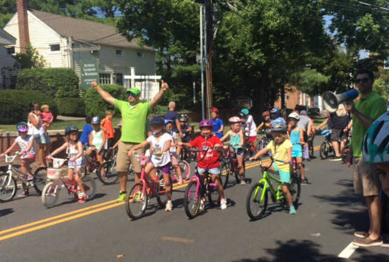 Labor Day Kids Bike Races