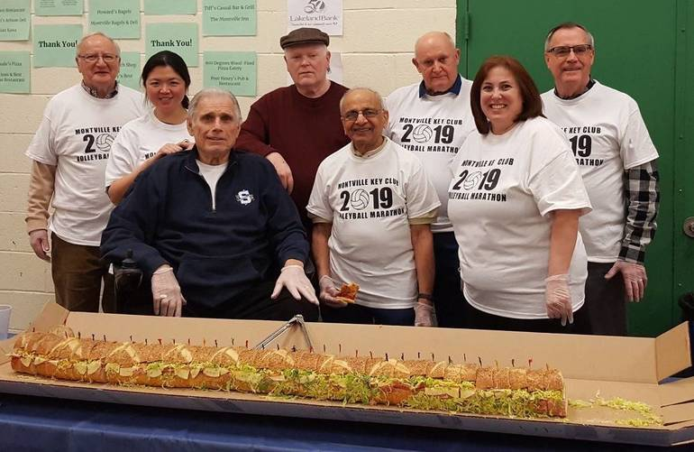 Kiwanis volunteers Courtesy of Montville Twp Kiwanis Club.jpeg