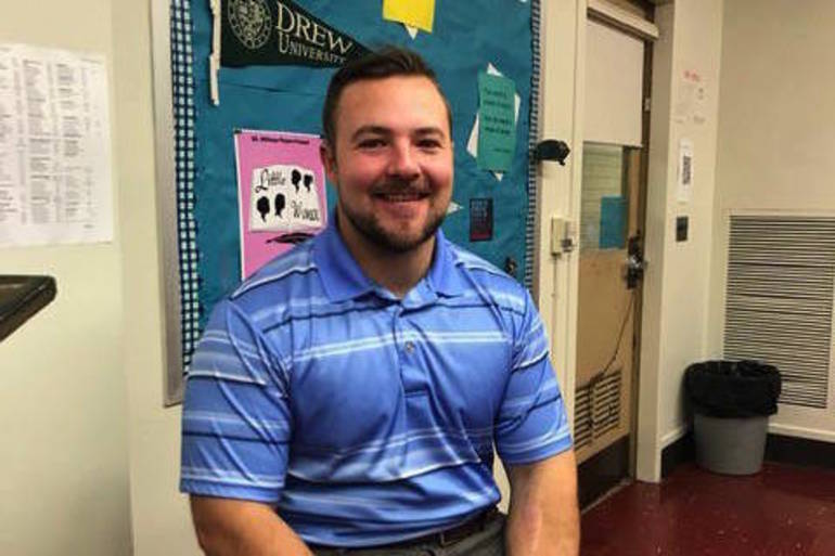 A New Teacher on the Block: Mr. Kiernan
