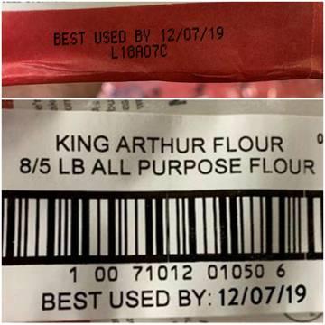 Top story 8c17c7b3fc182a793973 king arthur flour recall