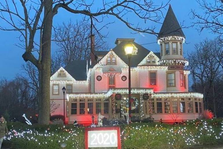 Hamilton's Kuser Farm Mansion Highlighted on State's Travel Guide