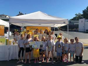 Charity Lemonade Stand
