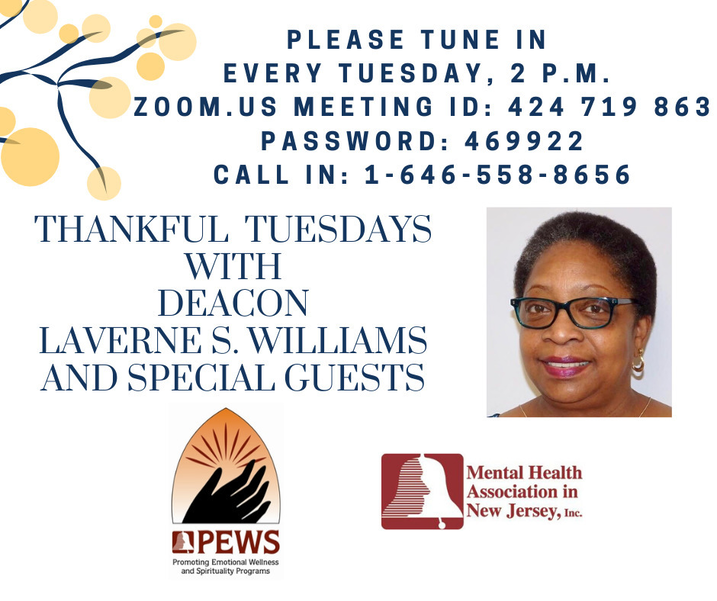 Laverne S. Williams Thankful Tuesday ad -- Rev. April 21, 2020.png