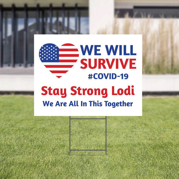Stay Strong Lodi