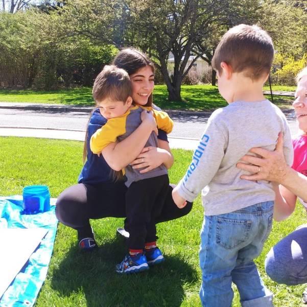 Lazar Milania Giudice giving hugs.jpg