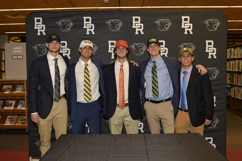 Lacrosse Signing Day
