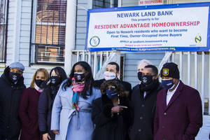 Newark Aims to Reinvigorate Home Ownership for Residents with Land Bank Program
