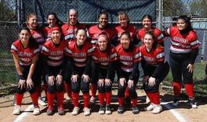 Parsippany High's Lady Redhawks Beat their Rivals Lady Vikings at the Mayor's Trophy Game