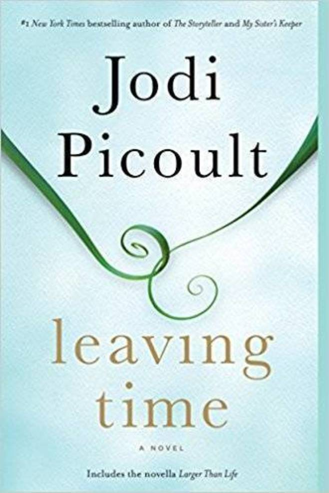 Leaving Time by Jodi Picoult | TAPinto