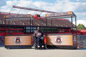 Eric LeGrand, Rutgers Have Something Brewing for Annual Scarlet-White Game