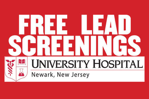 Free Lead Screenings Offered at University Hospital | TAPinto