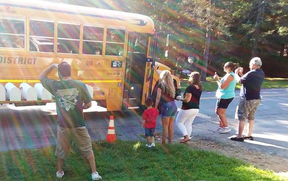 Parents Irate Over First-Day School Bus Debacle | TAPinto