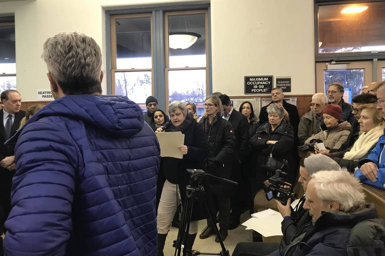 Riders Rail Against NJ Transit at Stop in Westfield, But More Pain Predicted